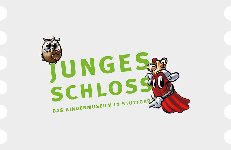Junges Schloss Stuttgart - Kindermuseum / Ticket-Shop